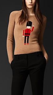 Guard Cashmere Sweater