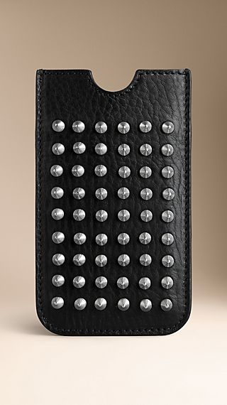 Studded Leather iPhone 5/5s Case