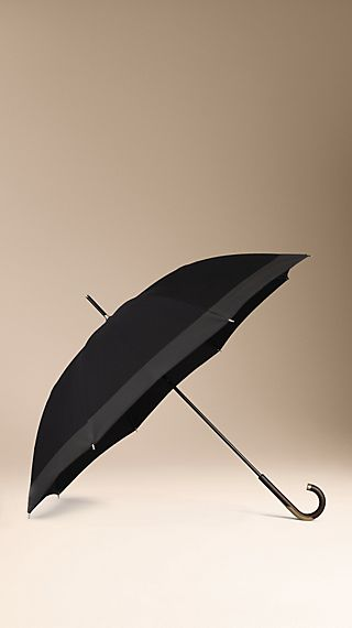 Twill Canopy Walking Umbrella