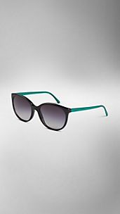 Spark Cat-Eye Sunglasses