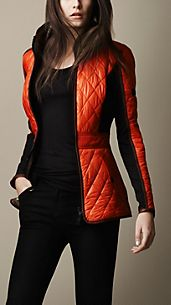 Sport Collection Reversible Quilted Jacket
