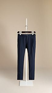 Tonic Wool Mohair Trousers