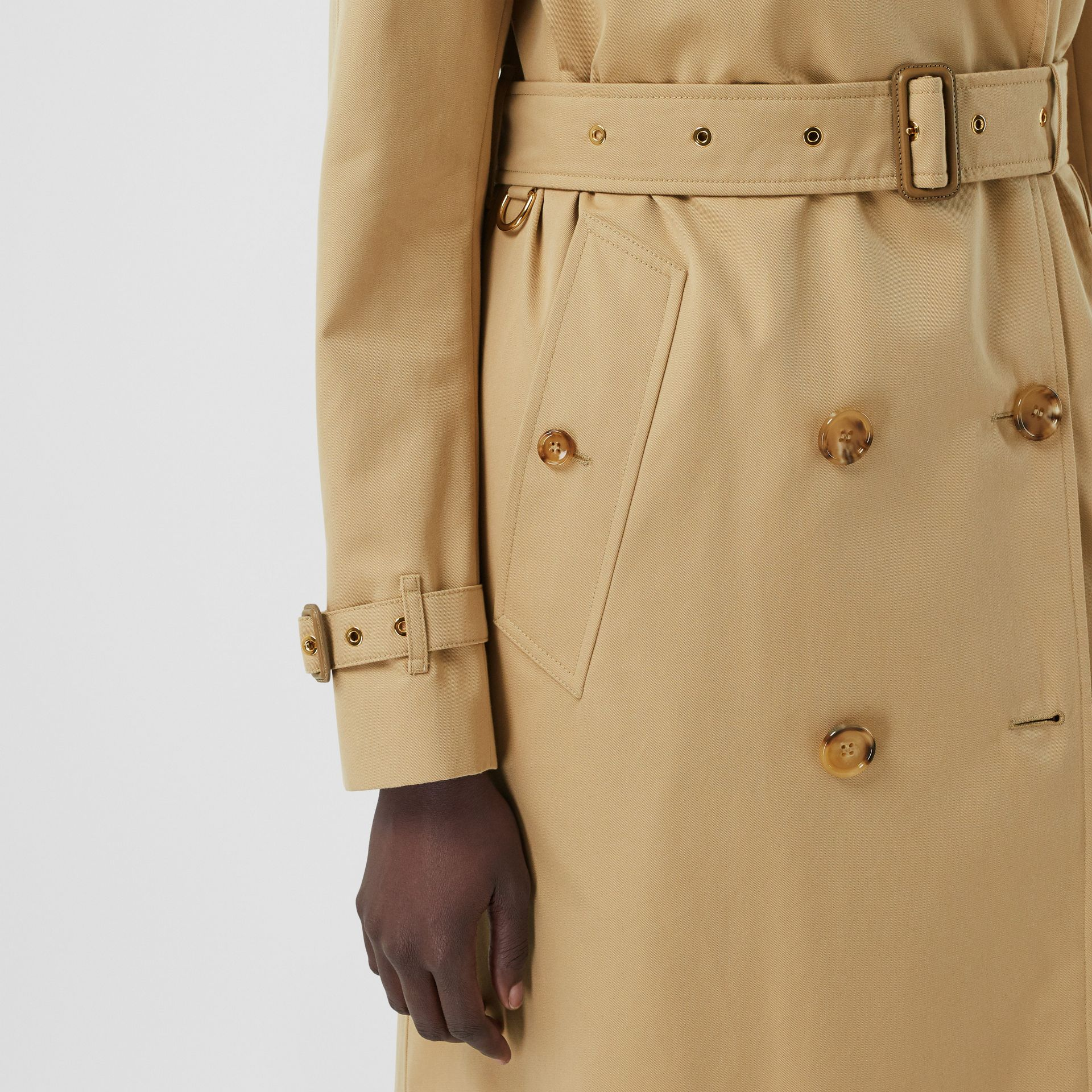 Archive Scarf Print-lined Trench Coat - Women | Burberry - gallery image 4