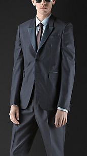 Satin Lapel Dinner Jacket