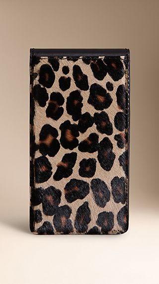Spotted Animal Print iPhone 5/5s Case