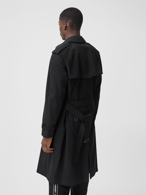 The Westminster Heritage Trench Coat in Black - Men | Burberry United States - cell image 2