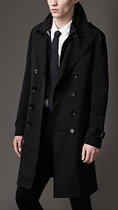 Long Detachable Warmer Trench Coat