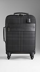 Beat Check Four-Wheel Suitcase