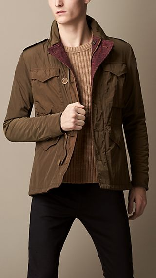 Reversible Field Jacket