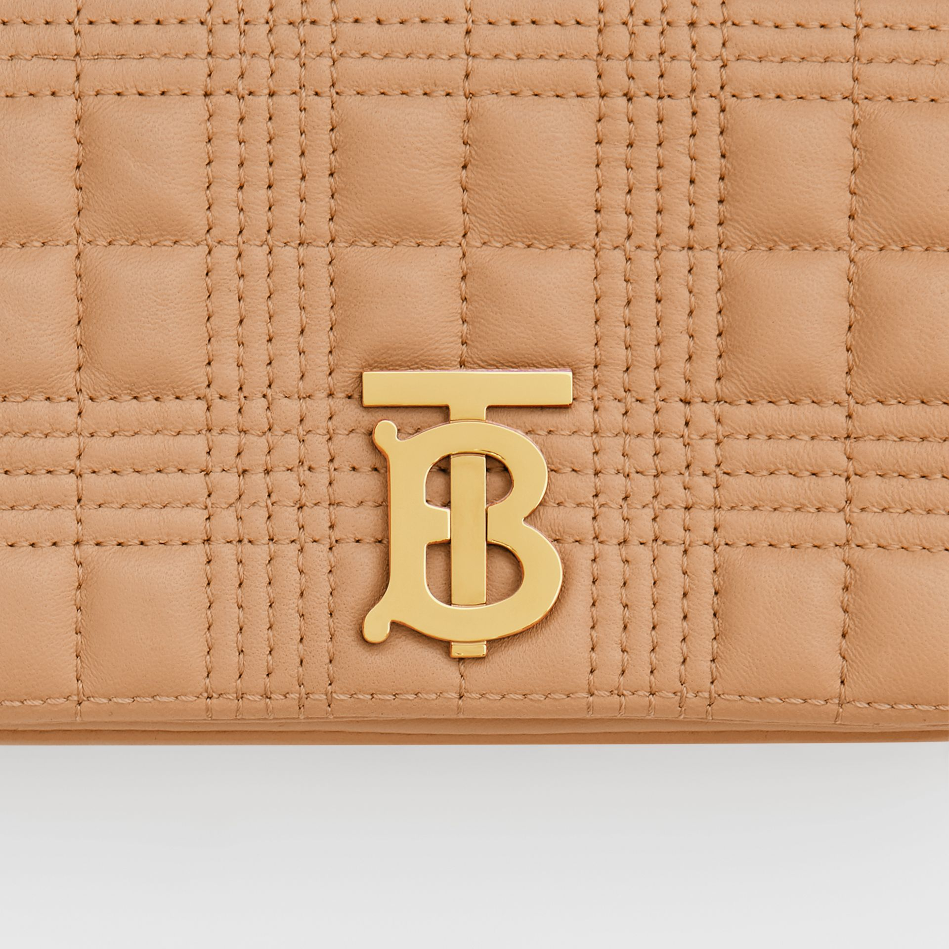 Mini Quilted Lambskin Lola Bag - Women | Burberry - gallery image 1