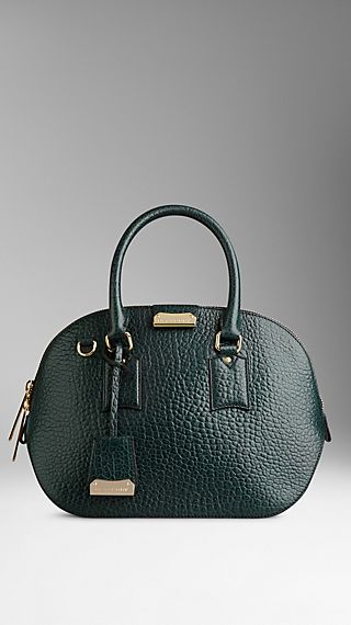 The Small Orchard in Signature Grain Leather
