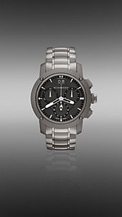The Endurance BU9801. Cronógrafo de 46 mm