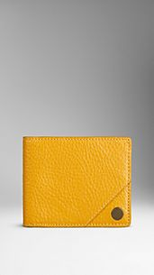 Leather ID Wallet