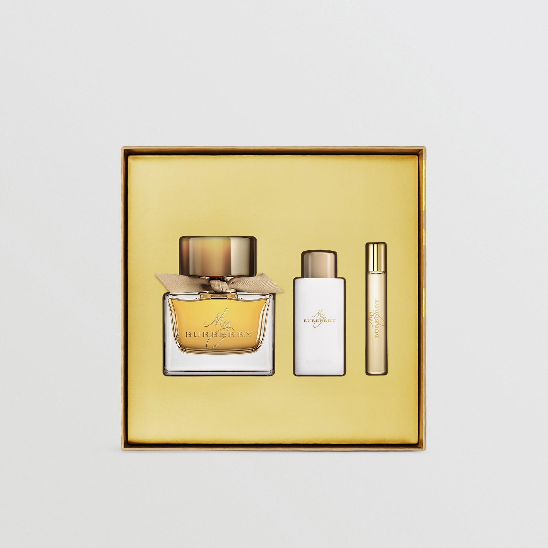 My Burberry Eau de Parfum Gift Set in Honey - Women | Burberry Hong Kong S.A.R. - gallery image 1