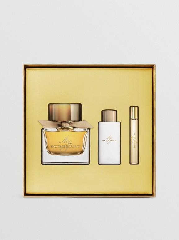 My Burberry Eau de Parfum Gift Set in Honey - Women | Burberry Hong Kong S.A.R. - cell image 1