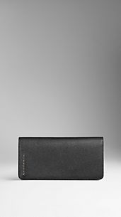 London Leather Continental Wallet