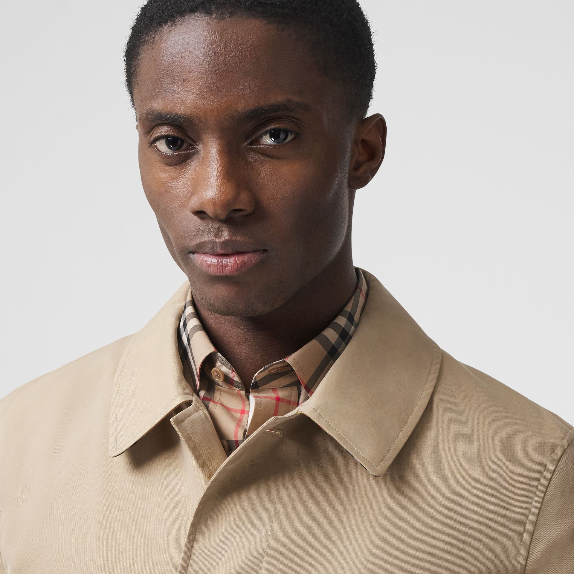 Paletot Heritage The Pimlico (Miel) - Homme | Burberry Canada - photo de la galerie 10