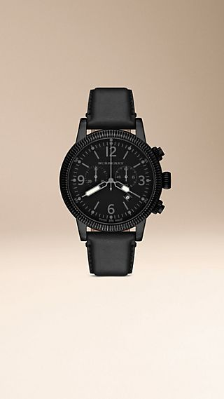 The Utilitarian BU7827 42mm Chronograph