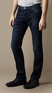 Steadman Indigo Stretch Slim Fit Jeans