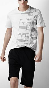 Burberry Sport Graphic T-Shirt