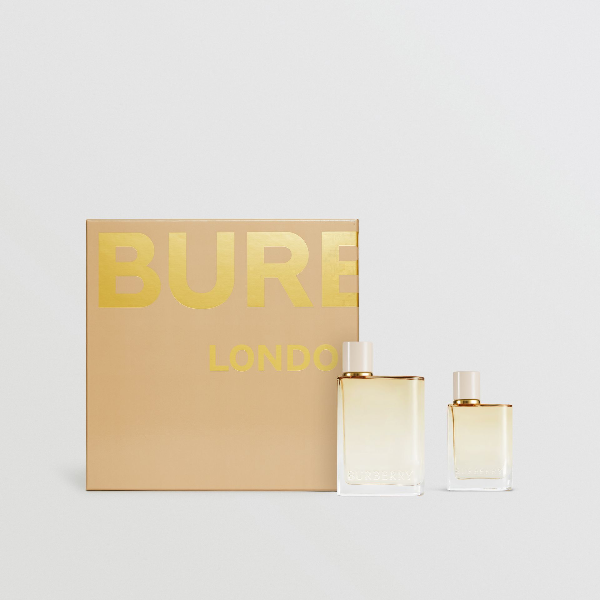 Her London Dream Eau de Parfum Gift Set in Honey - Women | Burberry - gallery image 0