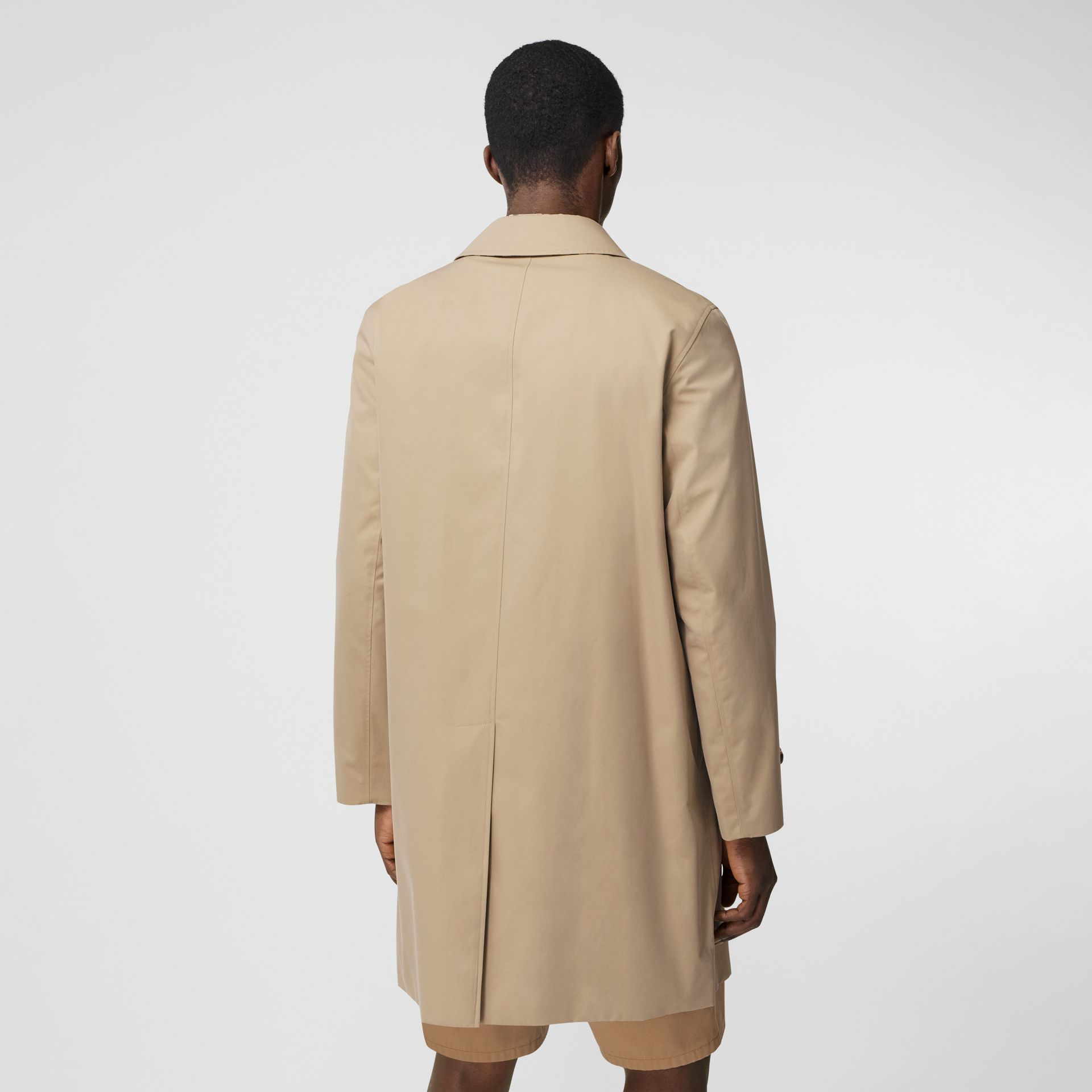 Paletot Heritage The Pimlico (Miel) - Homme | Burberry Canada - photo de la galerie 2