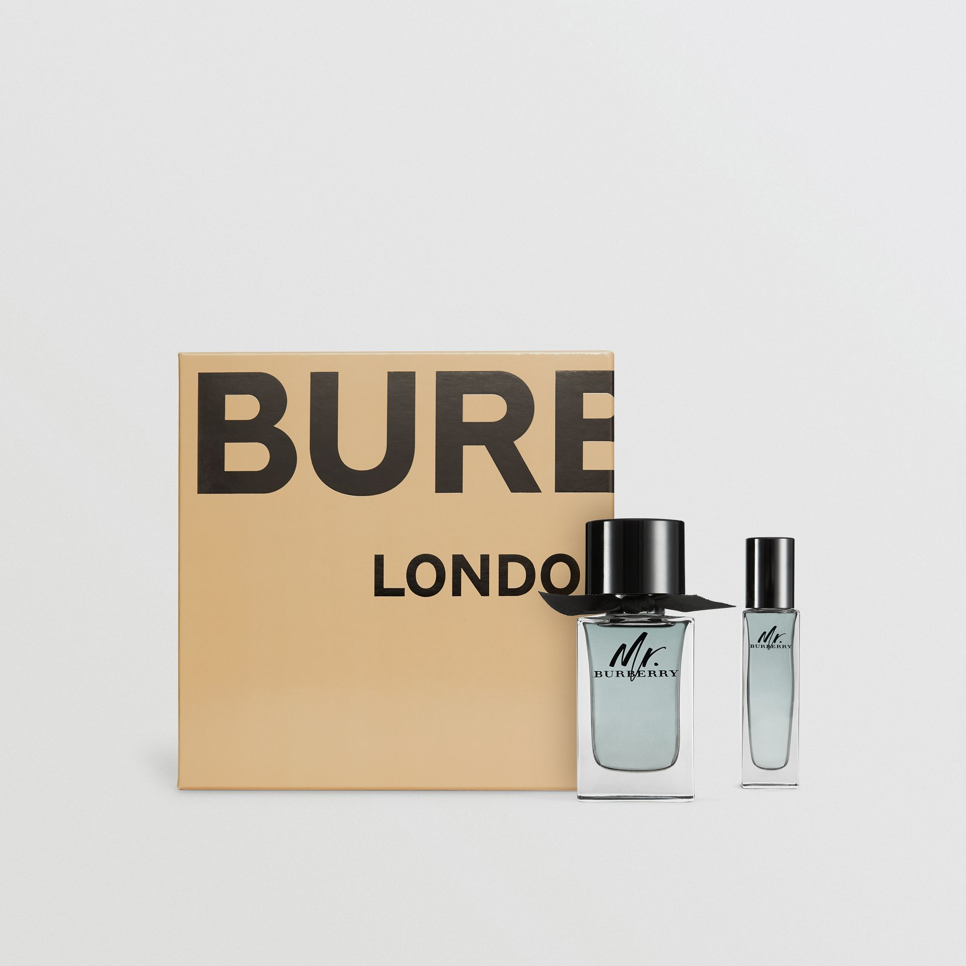 Mr. Burberry Eau de Toilette Gift Set in Honey | Burberry - gallery image 0