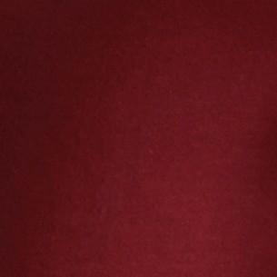 镂空蕾丝装饰丝质混纺连衣裙 深红色 | burberry