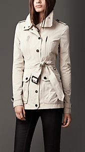 Belted Field Jacket