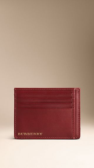 Sartorial Leather Card Case