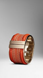 Bridle Leather Cuff
