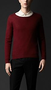 Lightweight Cashmere Sweater