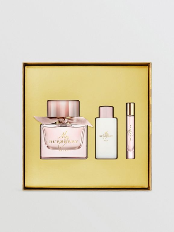 My Burberry Blush Eau de Parfum Gift Set in Honey - Women | Burberry Hong Kong S.A.R. - cell image 1