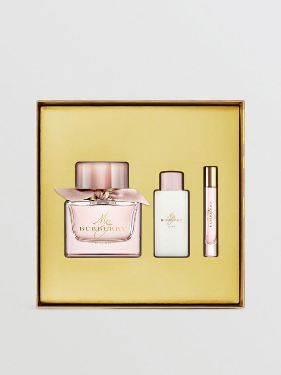 My Burberry Blush Eau de Parfum Gift Set in Honey - Women   Burberry - cell image 1