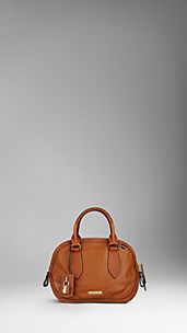 Petit sac The Orchard en cuir grainé