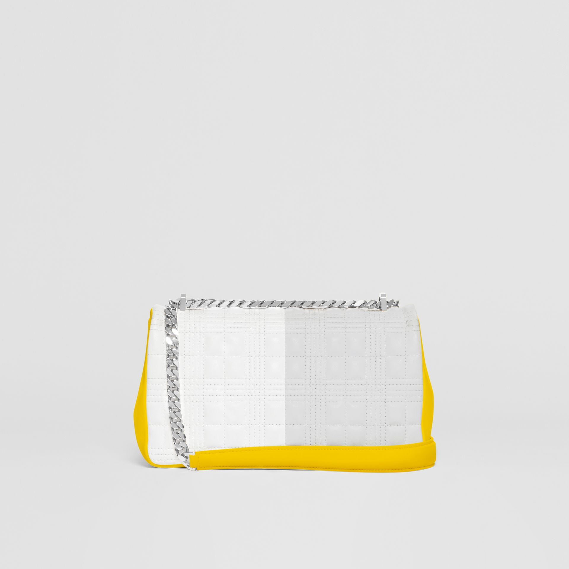 Small Quilted Tri-tone Lambskin Lola Bag - Women | Burberry United States - gallery image 5