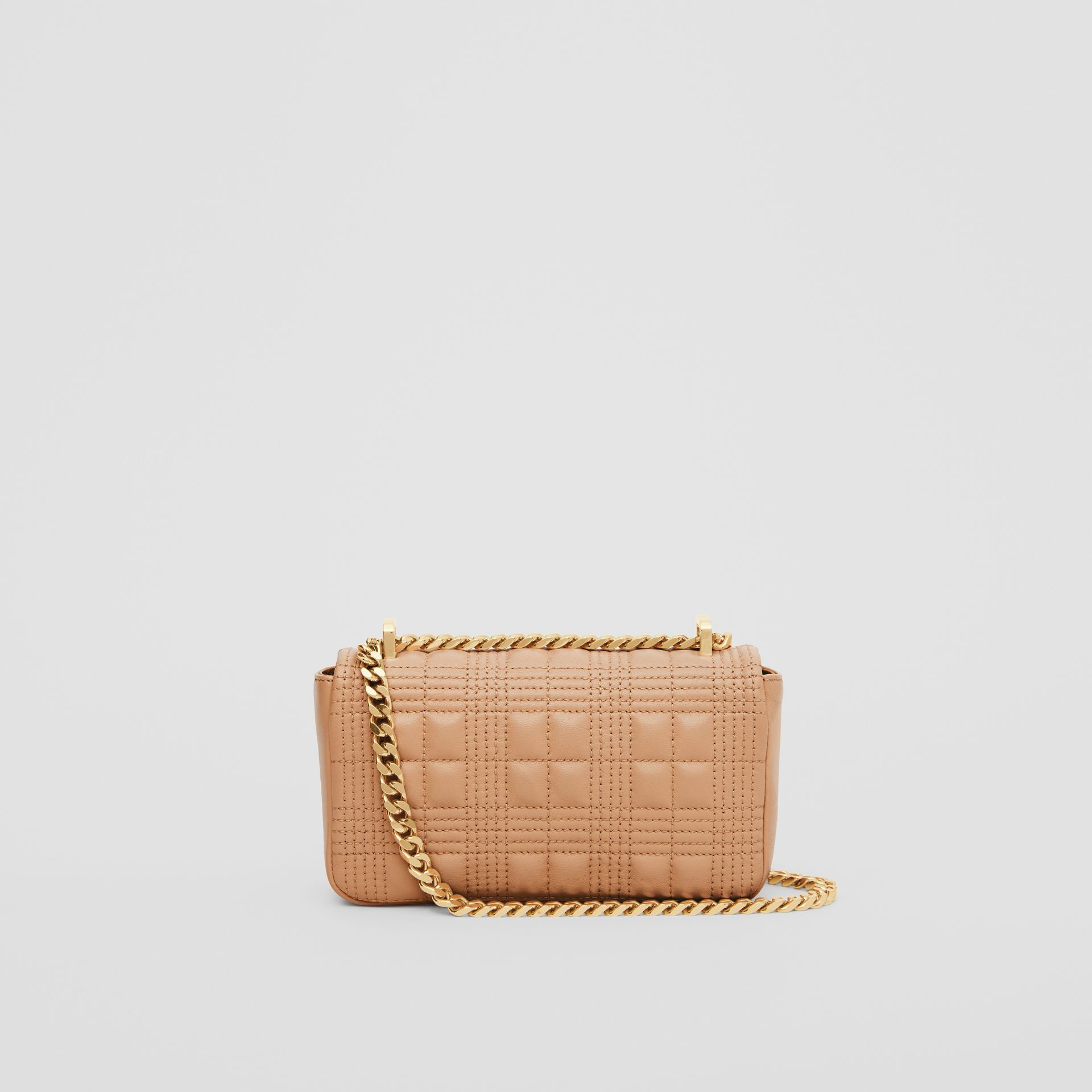 Mini Quilted Lambskin Lola Bag - Women | Burberry - gallery image 7