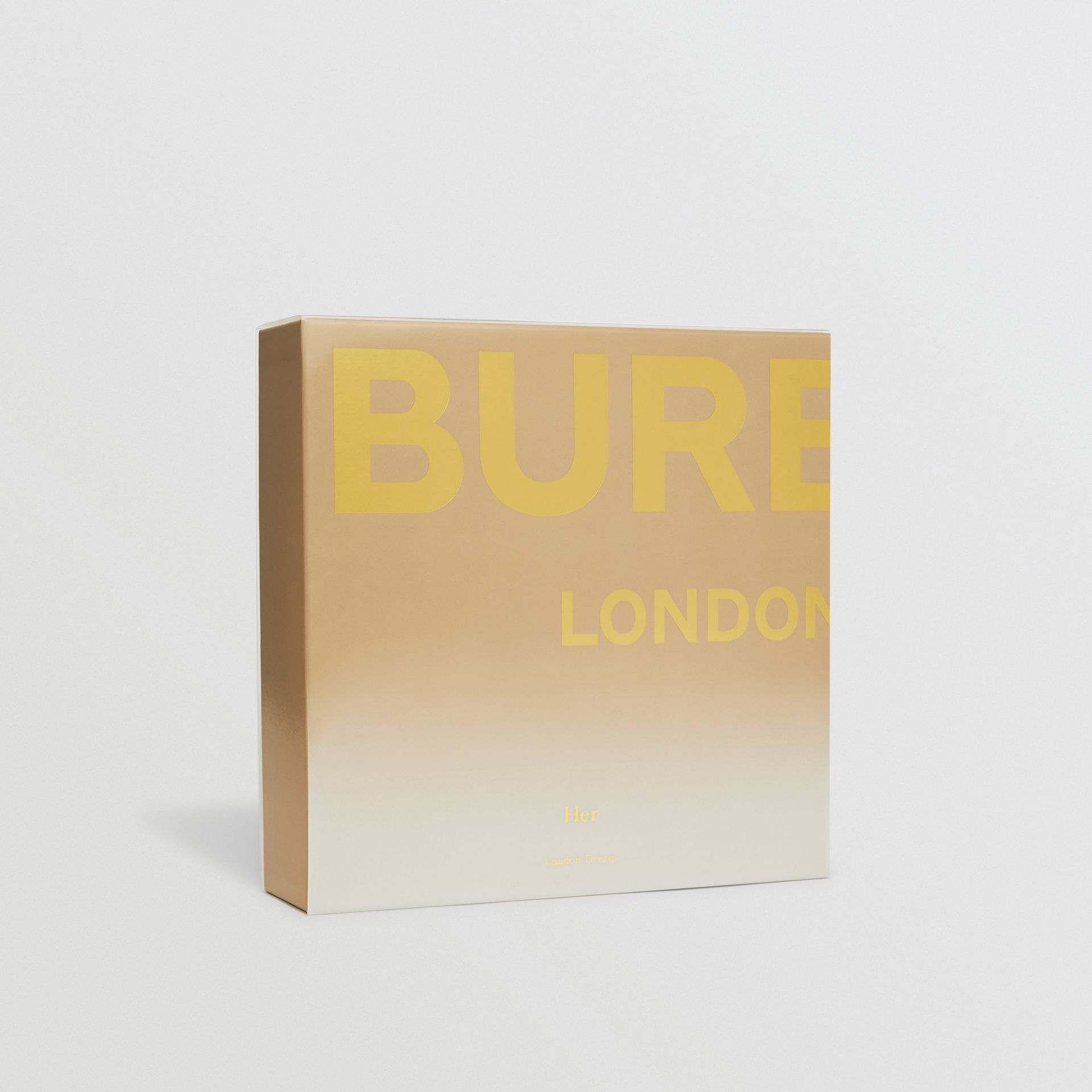 Her London Dream Eau de Parfum Gift Set in Honey - Women | Burberry - gallery image 2