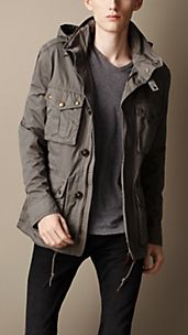 Heritage Cotton Field Jacket