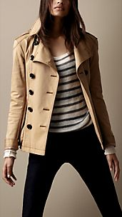Stretch-Cotton Heritage Jacket