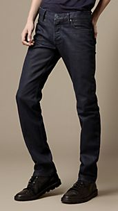Steadman Coated Colour Slim Fit Jeans