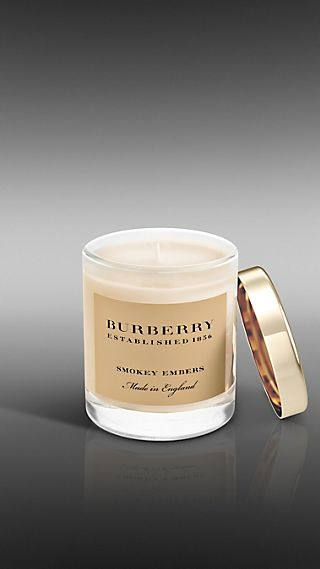 Smokey Embers Fragranced Candle