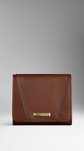 Bridle Leather Folding Wallet