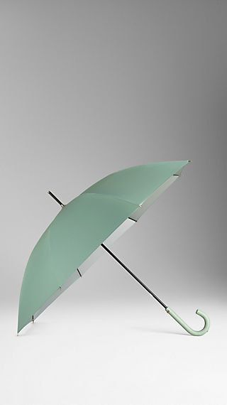 Deerskin Handle Walking Umbrella