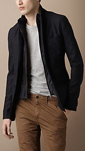 Wool Cotton Warmer Jacket