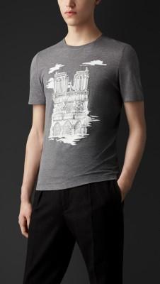 t恤衫手绘动漫图案