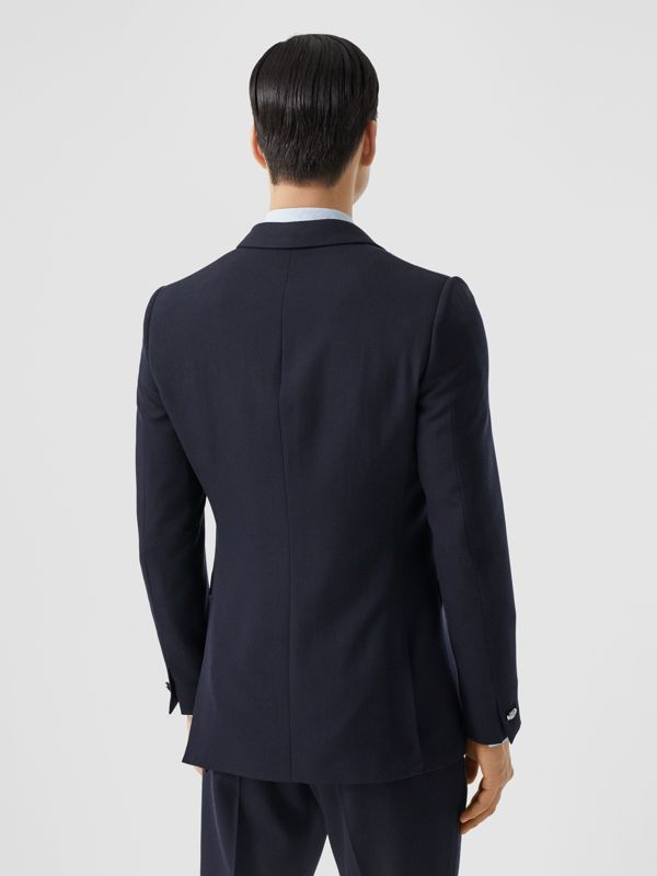 English Fit Wool Double-breasted Jacket - Men | Burberry - cell image 2