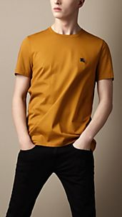 Liquid Soft Cotton T-Shirt