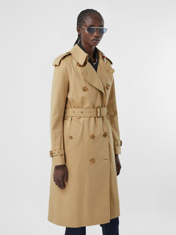 Archive Scarf Print-lined Trench Coat - Women | Burberry - cell image 2