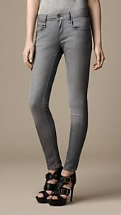 Westbourne Authentic Grey Skinny Jeans
